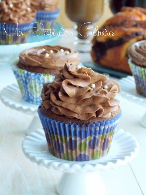Cupcakes au chocolat ultra moelleux
