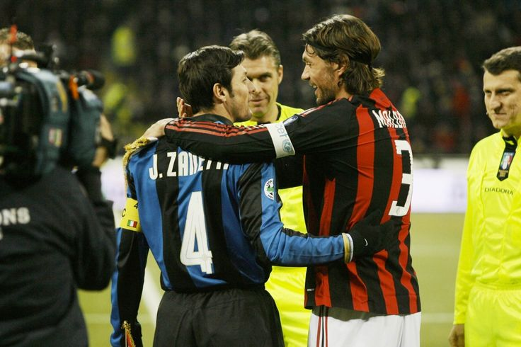 A.C. Milan #DerbyMilan  in the end it is just a football match and our friendship is more important