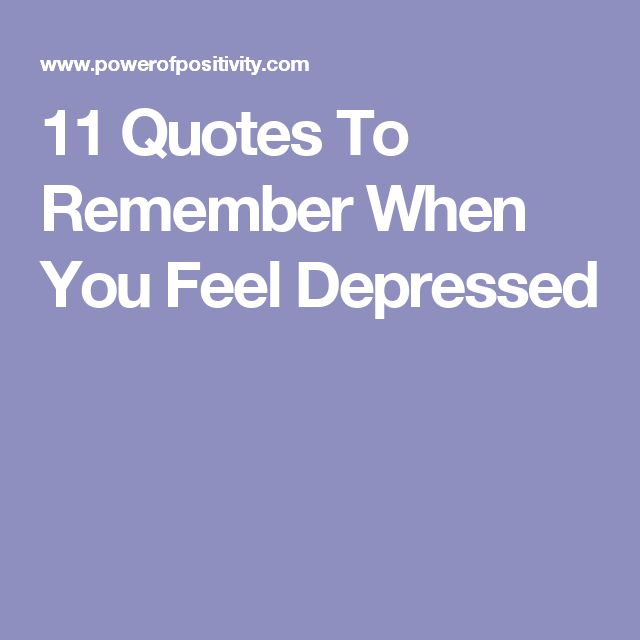 Sad Quotes About Depression: Best 25+ Feeling Depressed Quotes Ideas On Pinterest
