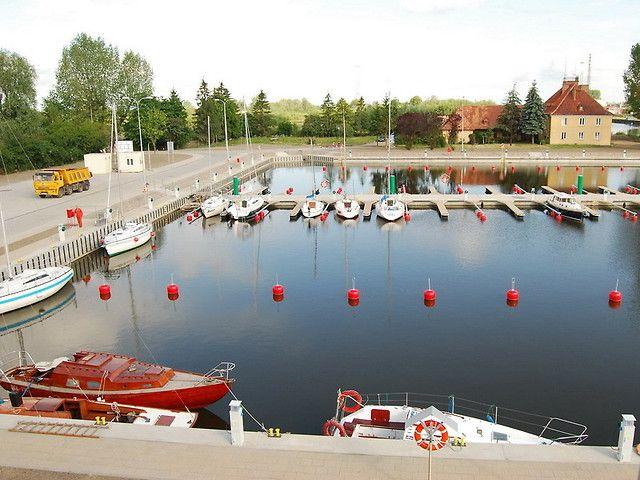 Budowa Portu Żeglarskiego w Elblągu