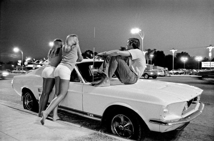 Los Angeles 1972 : OldSchoolCool