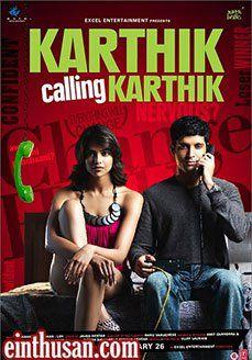 Karthik Calling Karthik Hindi Movie Online - Deepika Padukone, Farhan Akhtar, Ram Kapoor, Shefali Shah and Vipin Sharma. Directed by Vijay Lalwani. Music by Shankar-Ehsaan-Loy. 2010 [U/A] Blu-Ray w.eng.subs