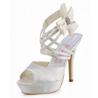 amazon elegantpark ep2031pf women's peep toe