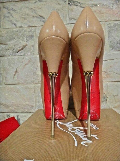 1000  ideas about Louboutin High Heels on Pinterest | Stilettos ...