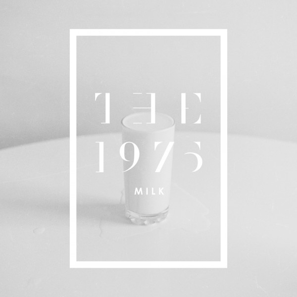 The 1975 Milk album artwork #white