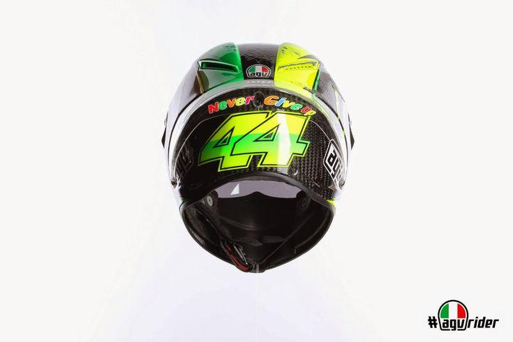 Racing Helmets Garage: Agv PistaGP Pol Espargarò Sepang 2014