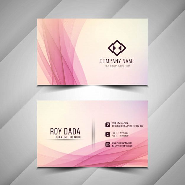 Download Abstract Wavy Elegant Business Card Template For Free Event Planning Business Cards Free Business Card Templates Elegant Business Cards