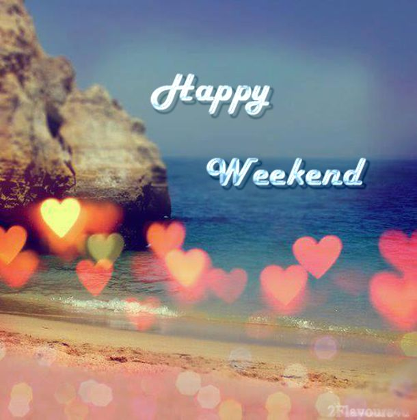 Have a nice weekend #HappyWeekend #Weekend2016