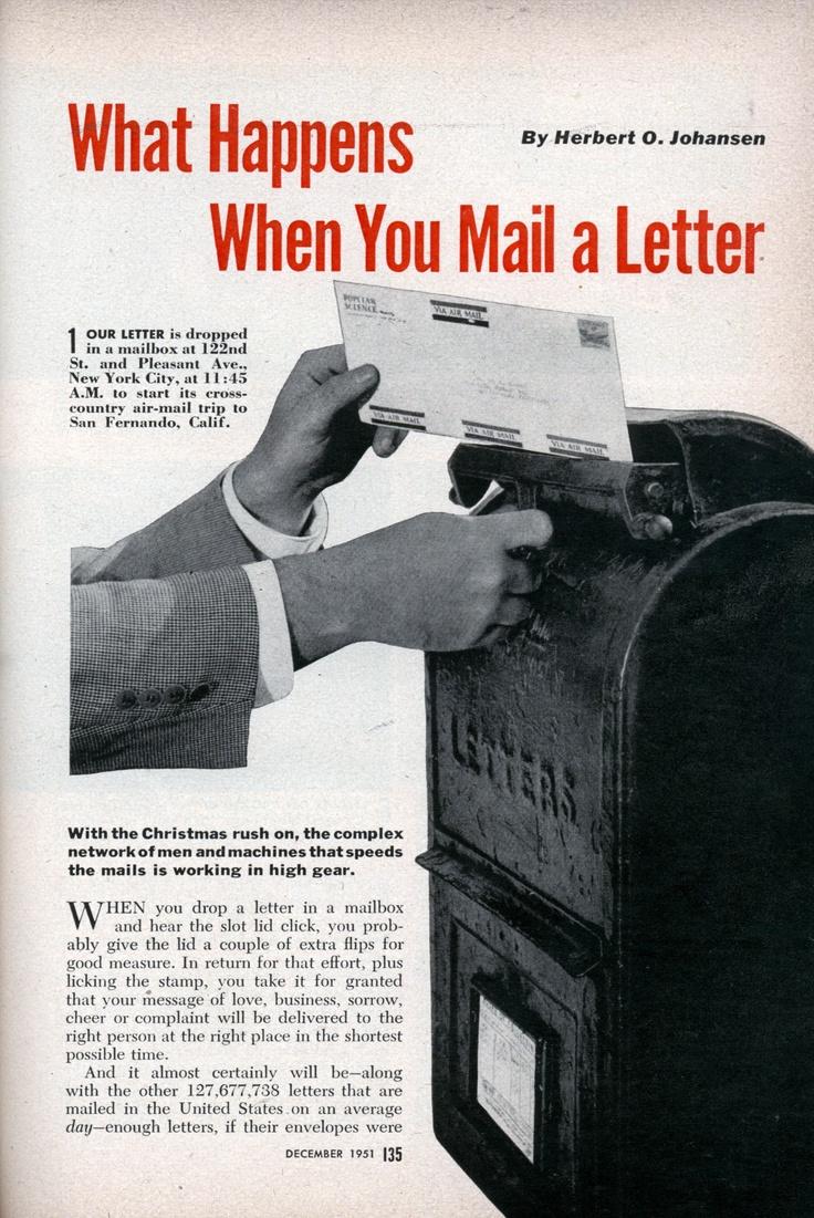 17 Best images about Vintage Postal on Pinterest | Automobile ...