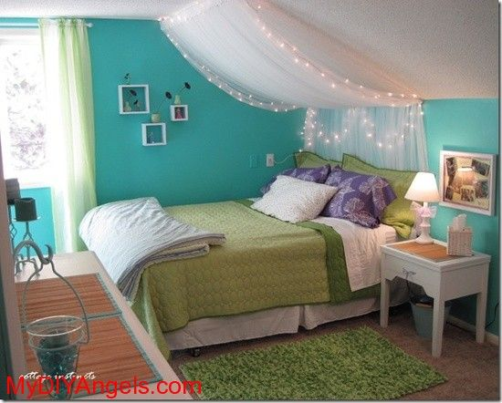 13 Ideas for Decorating with a Sloped Ceiling | Couponing With Cupkake