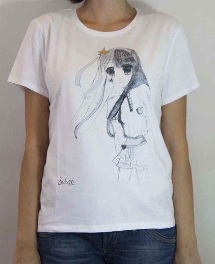 CAMISETA STELLA B http://www.badoom.es/tienda/camisetas/
