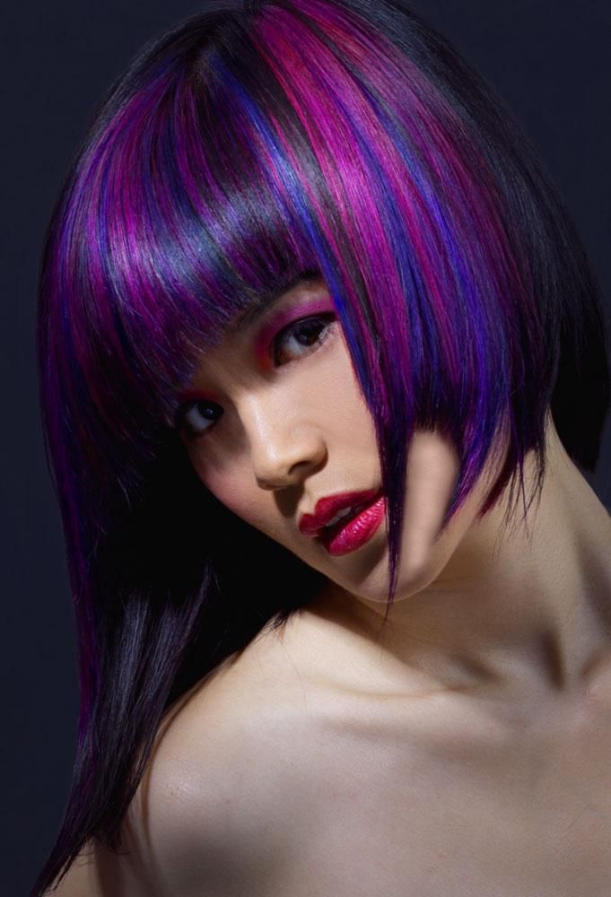 Groovy 1000 Images About The Best Of Hair Colour On Pinterest Short Hairstyles Gunalazisus