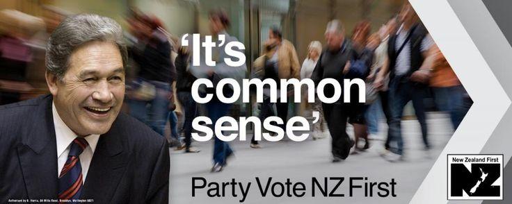 New Zealand First Parliament