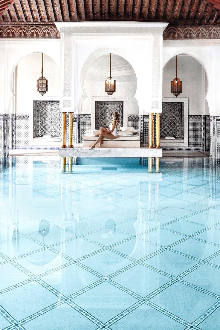 Marrakech travel guide   La Mamounia, Marrakech   #ohhcouture #leoniehanne