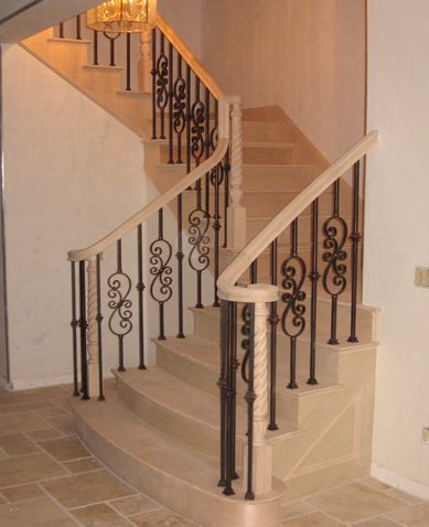 Elegant SoCal Stairs | Portfolio Image# 3