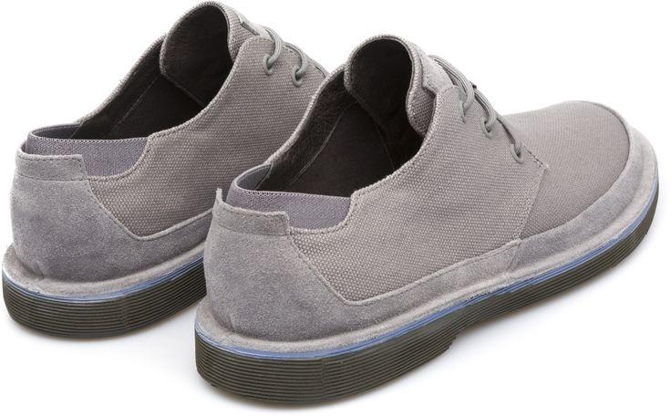 Camper Morrys Grijs Nette schoenen Heren K100088-005