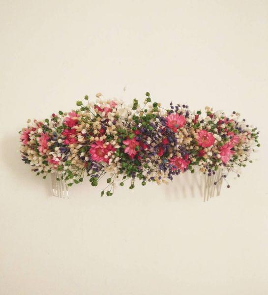 Los mejores tocados para novia 2017: El complemento ideal para todo tipo de novia Image: 6