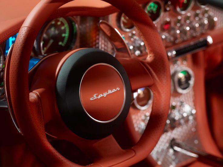 2009 Spyker C8 Aileron