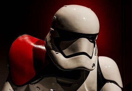 Star Wars Stormtrooper Uniform -  Photo by Jeremy Douglas McGowan — National Geographic Your Shot