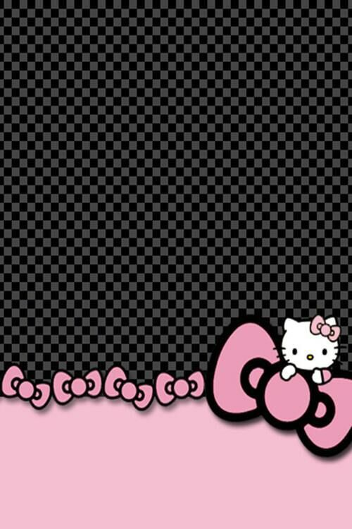 Image via We Heart It https://weheartit.com/entry/158635663 #hellokitty #wallpaper #fondo