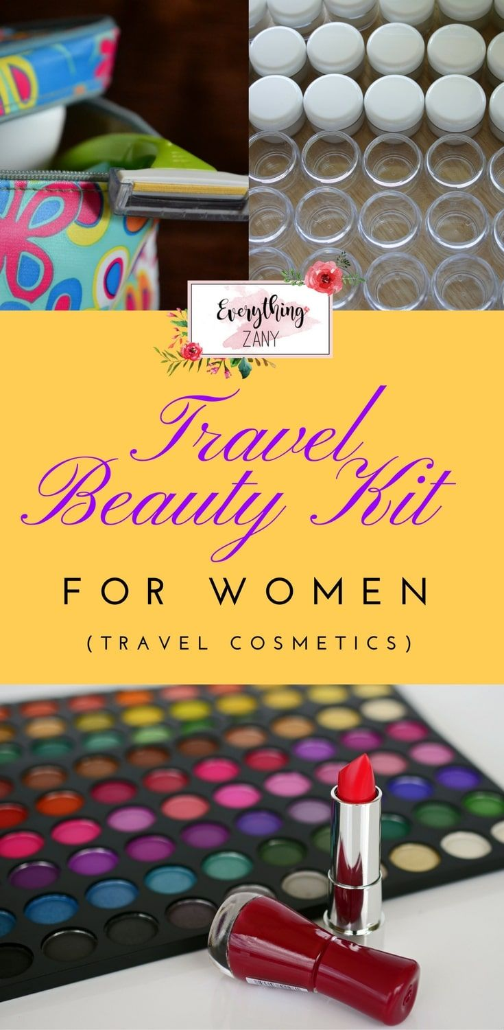 Essential Travel #BeautyKit for Women #TravelCosmetics | Travel beauty kit is essential for looking after ourselves (at least to look decent) while travelling. Beauty kit is one of the must-haves inside the women suitcase. Looking after ourselves is important for our well-being. It is no exception that we should also do it while we are travelling.  Many of us are using various travel cosmetics and travel toiletry kit that we often get from the supermarkets, high street pharmacies and…
