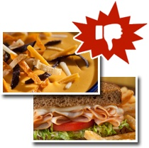 Chain Restaurant Surprises & Shockers | Hungry Girl