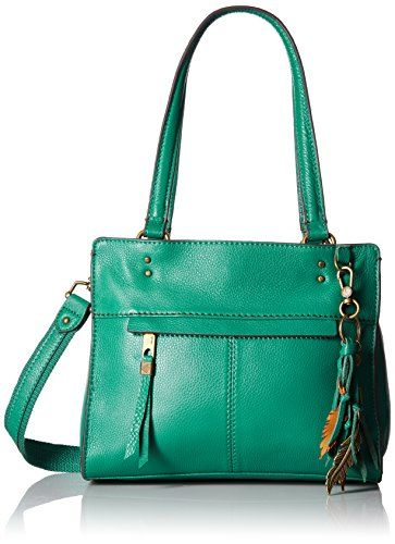 The Sak Alameda Satchel, Emerald    Find out more at the image link ... 7f4b2bb454