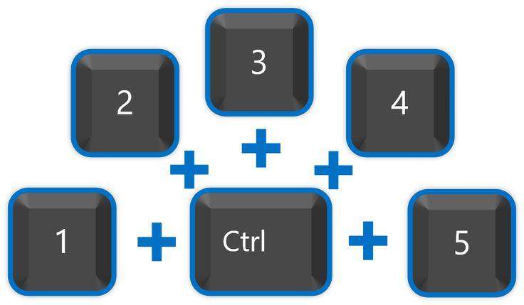 Outlook er organisert i visninger som blant annet e-post og kalender. Lær hvilke hvilke hurtigtaster du kan bruke til grunnleggende navigering i Outlook.