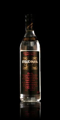Pernod Ricard Stolichnaya Gold Carefully distilled then filtered four times Stolichnaya has a smooth and velvety character which has won it loyal fans around the world. Born and bred in Moscow the drink is part of Russia™s heritage http://www.comparestoreprices.co.uk/vodka/pernod-ricard-stolichnaya-gold.asp