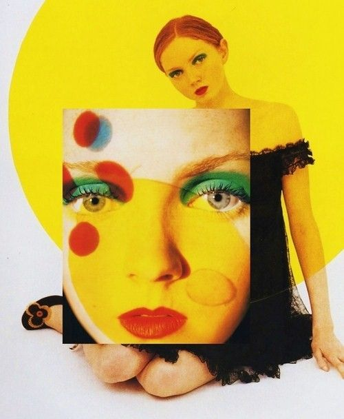 Lily Cole for Vogue Nippon march 2003 by Tim Walker