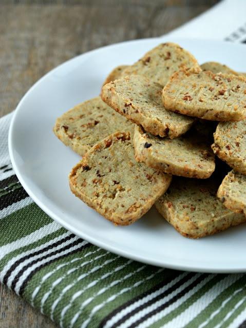 Bacon Parmesan Crackers | Food - Appetizers | Pinterest