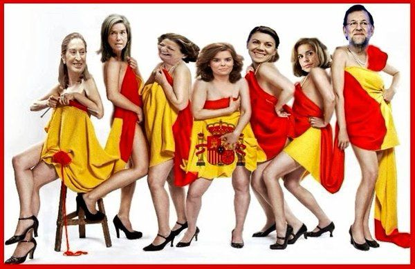 Españolidad. Patriotismo. Envolverse en la bandera. Jajaja. #Españolidad #español #patriotismo #Rajoy #inepto #incompetente #mentiroso #corrupto #MentirasRajoy #RajoyMiente #presidente #gobierno #corrupcion #España #Spain #MarcaEspaña #MarcaEspana