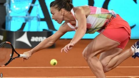 Madrid Open: Simona Halep beats Dominika Cibulkova to win title