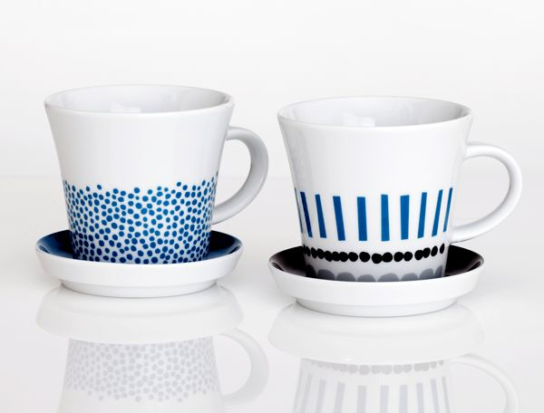 Harvest mugs by Darling Clementine.