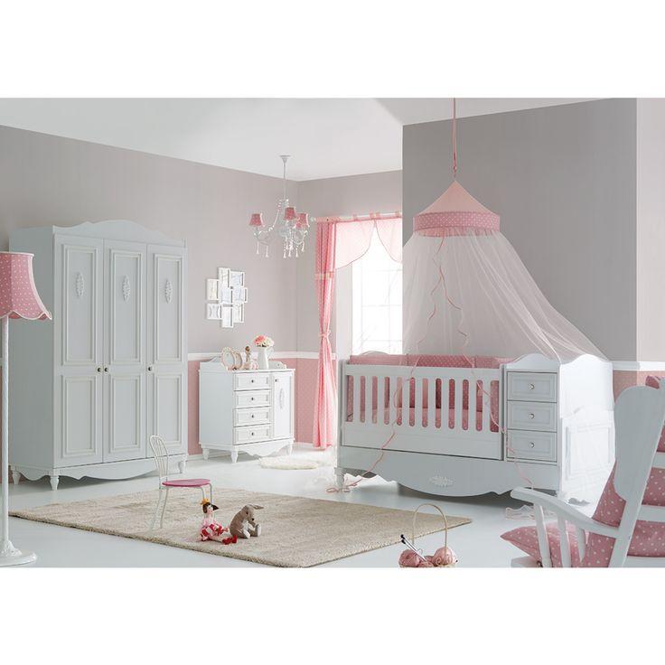 Belis Akadia Maxi Bebek Odası Takımı #bebek #alışveriş #indirim #trendylodi #bebekodası #mobilya #dekorasyon #evdekorasyon #anne #baba