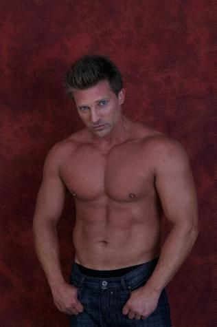 Meet today's #HunkOfTheDay, Steve Burton! Follow him on Twitter @1SteveBurton