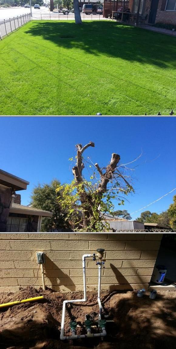 Need help with winterizing sprinkler systems? Let Gilberto Rojo do it for you. He offers sprinkler system winterizations in Phoenix. Visit his profile now.