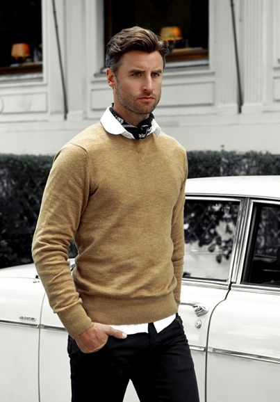 163 best Men's Sweaters & Cardigans images on Pinterest | Men's ...