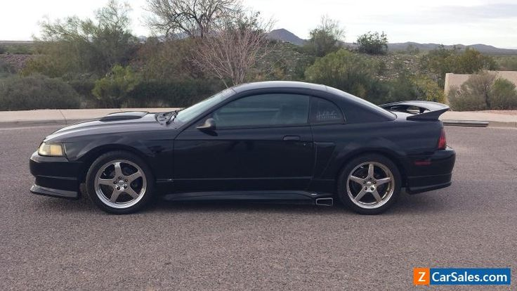 2001 Ford Mustang GT Coupe 2-Door #ford #mustang #forsale #unitedstates