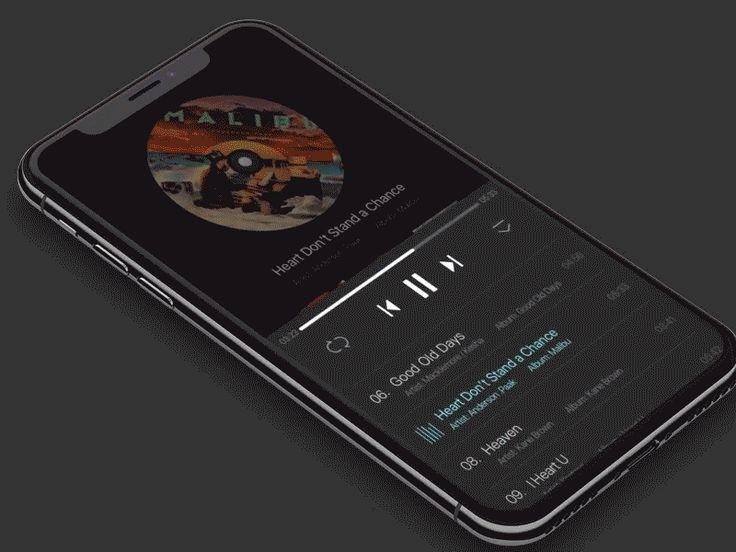 Music xmockup fast