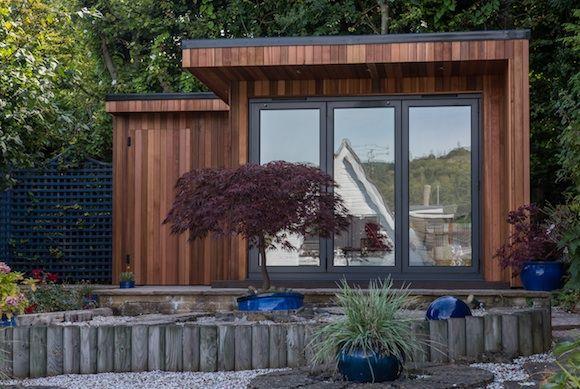 Garden Sheds As Massage Rooms