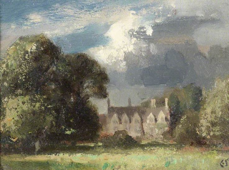 Edward Brian Seago, Anglesey Abbey, Spring 1949