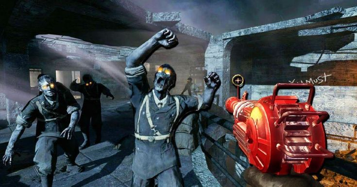 Classic Zombies maps are coming to 'Call of Duty: Black Ops 3'  #JCbackfire #news
