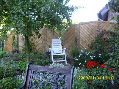 340 besten Garten Bilder auf Pinterest Verandas, Garten terrasse - garten neu gestalten vorher nachher