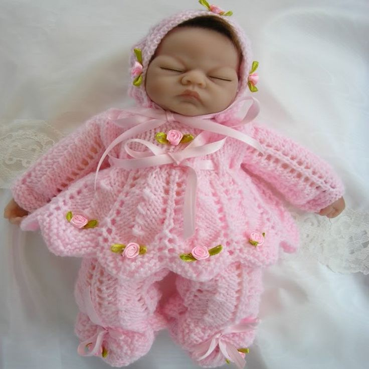 The 25 Best 5 15 Dolls Knitting Patterns Images On Pinterest