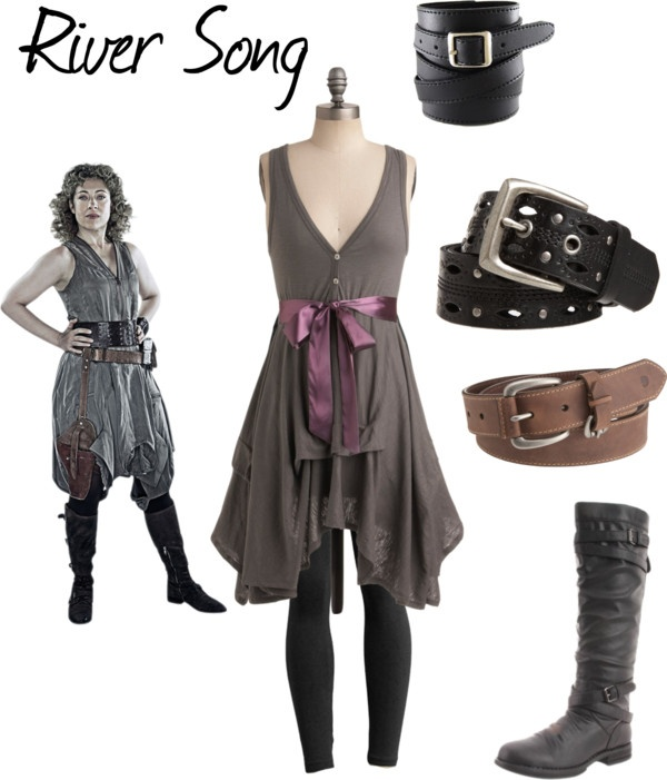 22 best images about Costume Ideas - River Song on Pinterest   Rivers 45 and Halloween costumes