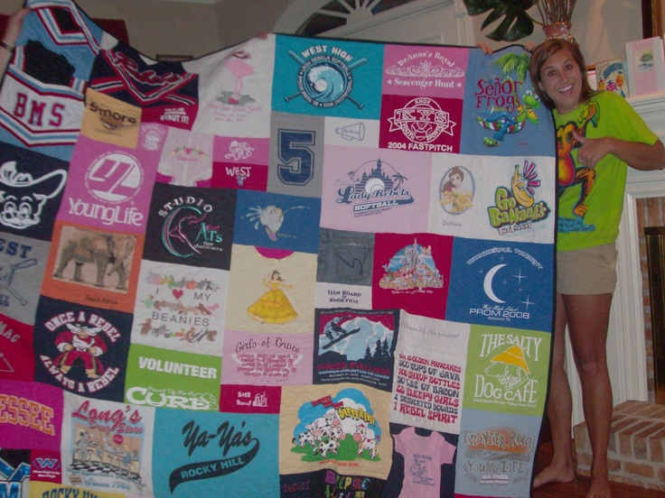 1000 Images About T Shirt Quilt On Pinterest Babies