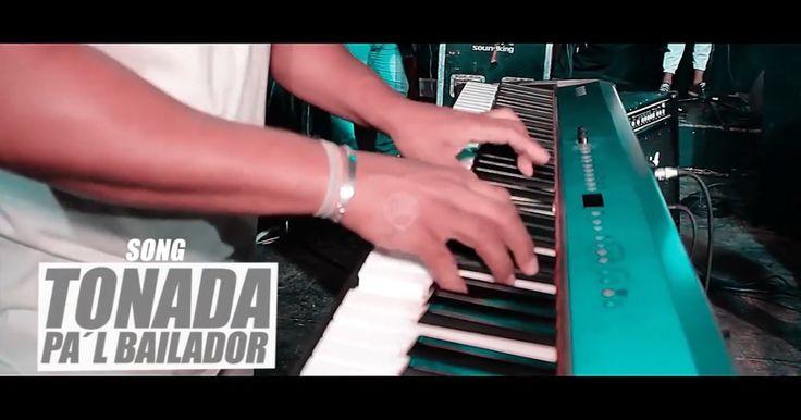 Web de promocion de musica cubana