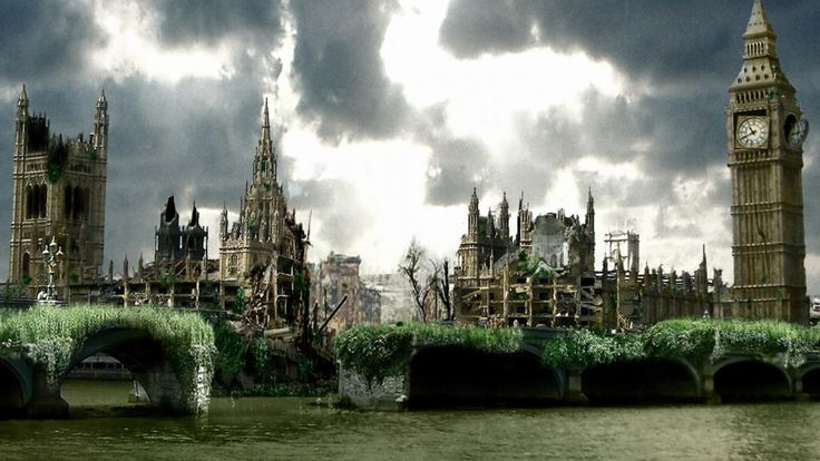 Post-Apocalyptic London