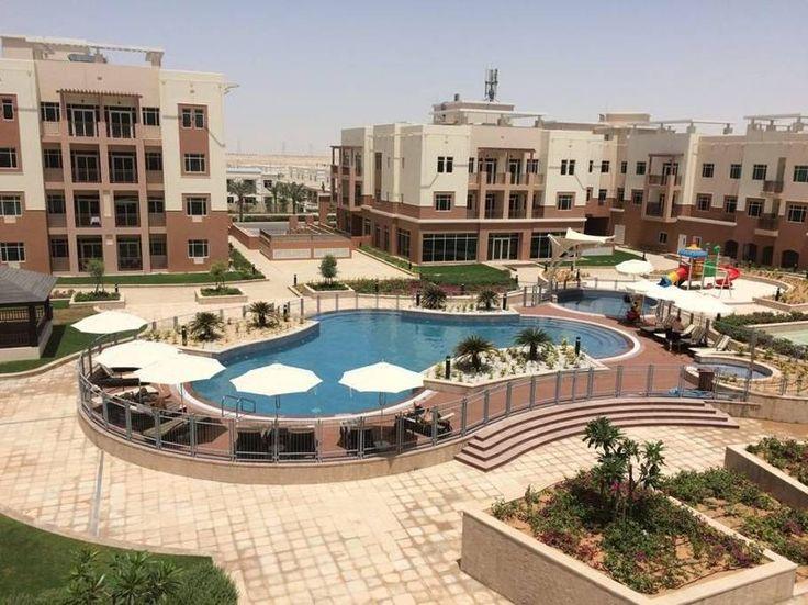 Airbnbで見つけた素敵な宿: Amazing modern studio in Al Ghadeer - 借りられるアパート - ドバイ